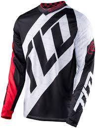 metal mulisha motocross gear troy lee designs gp quest jersey rot weiß schwarz motocross