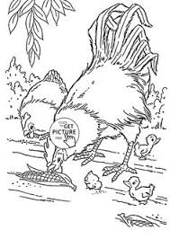 animal coloring pages for children funny farm animals coloring page for kids animal coloring pages