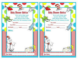 74 best baby shower images on pinterest dr suess free