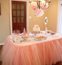table sashes 2015 pink wedding tulle table skirt 80 92 cm colorful wedding