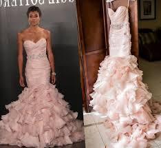 pink plus size wedding dress pluslook eu collection