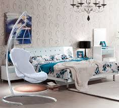 Modern Bedroom Chair by 20 Cool Hanging Chairs For The Bedroom Designing Idea