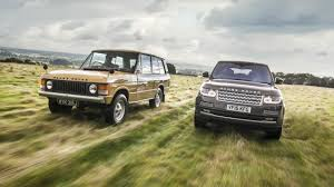 1970 range rover this is how the range rover has evolved top gear
