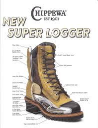 Are Logger Boots Comfortable The New Chippewa Super Logger Ii Logger Boots Sensible Shoe