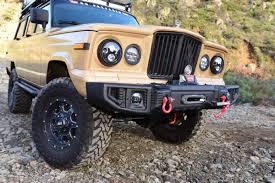 jeep grand wagoneer custom 1987 jeep grand wagoneer built for roamin