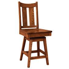 Barstool Chair Amish Bar Chairs U0026 Barstools Amish Furniture Shipshewana