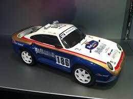 porsche dakar carisma porsche 959 u201cdakar rally u201d u2013 1 8 elektro rally rc auto