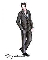 fashion illustration sketches men gallery tube