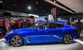 2018 kia stinger sports sedan photos and info u2013 news u2013 car and driver