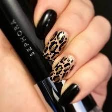 imagenes de uñas pintadas pequeñas 150 uñas decoradas animal print uñas decoradas nail art