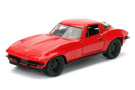 fast and furious corvette fast furious 8 letty s chevy corvette 1 32 scale