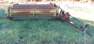 new holland 469 haybine swather item f3246 sold novembe