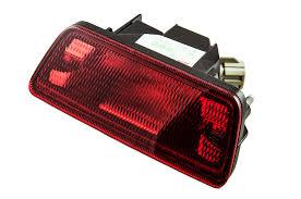 trail of lights parking nissan genuine new x trail t32 rear fog l assembly lights
