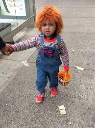 toddler chucky costume chucky toddler costume