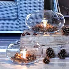 bubble fish bowl centerpieces ideas centre pieces and baking