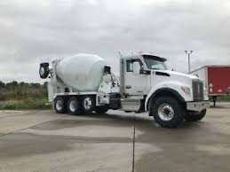 kenworth concrete truck kenworth trucks for sale with concrete mixer trucks in dallas texas