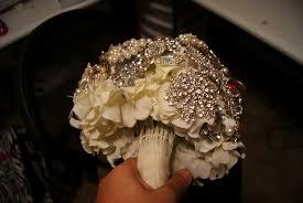 brooch bouquet tutorial brooch bouquet diy tales