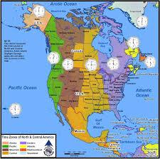 america map carolina usa time zone carolina usa time zones map of america with