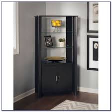 black bookcase with doors uk bookcases home design ideas