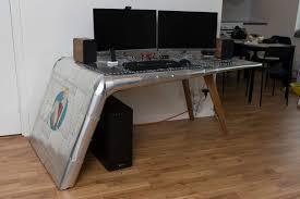desks diy floating desk wall mounted desk system folding wall