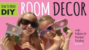 diy room decor how to decorate wood letters kids crafts youtube