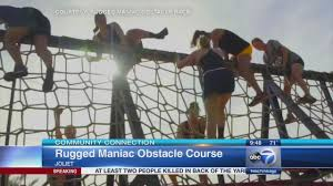 Rugged Maniac Indiana Runners Make A Mess At Rugged Maniac 5k Abc7chicago Com