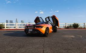 mclaren 720s 2017 mclaren 720s add on tuning hq gta5 mods com