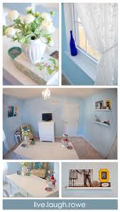 Shabby Chic Craft Room by Shabby Chic Room Makeover Live Laugh Rowe