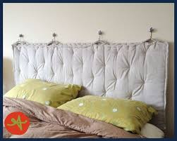 bed headboards diy diy cool headboard ideas