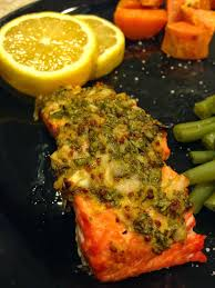 cuisine plus dijon honey dijon and garlic salmon 21 day fix approved easy and