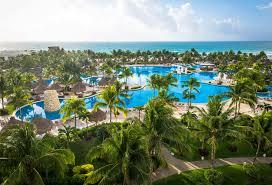 Mexico Resorts Map by The Grand Mayan Riviera Maya