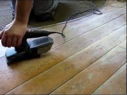 sanding wood floors orbital sander bosch