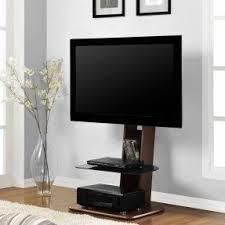 Tv Room Divider Tv Stand With Back Panel Foter