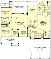 Houses With 2 Master Bedrooms Cherry Laurel House Plan U2013 House Plan Zone