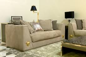 the new luxury via gesù sofa versacehome versace home