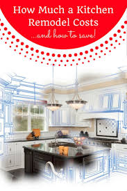 Home Renovation Costs by Best 10 Average Kitchen Remodel Cost Ideas On Pinterest