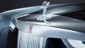 rolls royce car logo 2016 rolls royce 103ex vision next 100 concept ornament hd