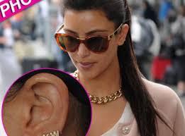 kanye west earrings wears kanye west on ear radar online
