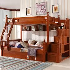 Bunk Bed Bedroom Set Webetop Customizable American Country Wood Childrens Bunk Beds