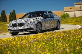 2017 bmw 7 series abounds with technology video revealed bmwcoop