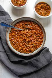 southern baked beans layers of happiness