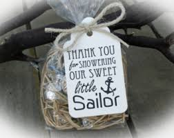 anchor baby shower decorations nautical baby shower etsy