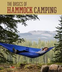 a guide to camping with hammocks survival life