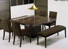 Modern Dining Sets Contemporary Granite Dining Table Granite Dining Table Cover