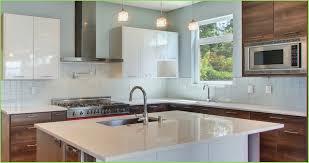 peel and stick backsplash tiles reviews frugal kitchen backsplash