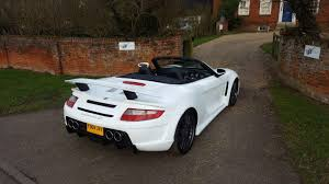 gemballa mirage used 2001 kit cars other models for sale in essex pistonheads