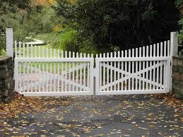 Front Yard Patio Front Yard Fence Backyard Fence Ideas