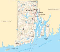 Rhode Island Mountains images Rhode island map map of rhode island gif