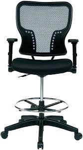 counter height desk chair counter height office chair ergonomic desk chair height medium size