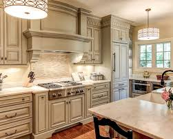 Landmark Kitchen Cabinets by Off White Kitchen Cabinets Houzz